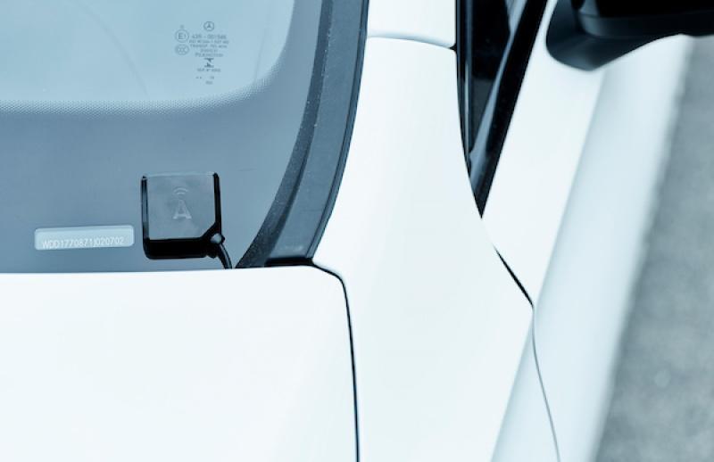 System monitorowania pojazdów GPS pomógł znaleźć skradziony samochód i złapać złodzieja