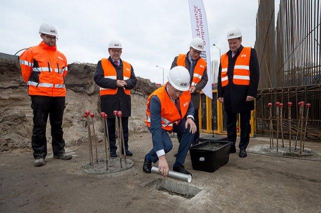 Kolejna inwestycja w Porcie Gdańsk