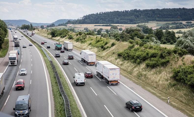 Rygorystyczny cel emisji CO2 w transporcie towarowym