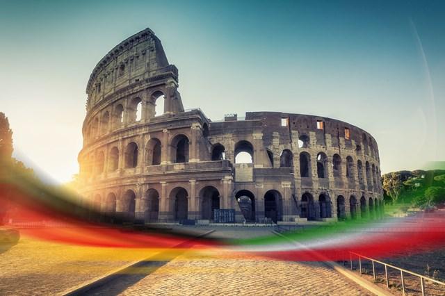 Raben na linii Włochy-Niemcy