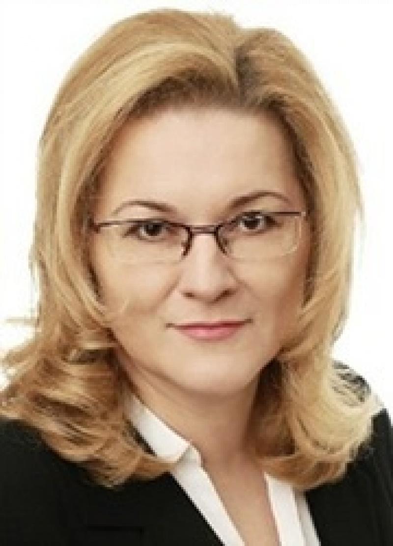 Ewa Trochimiuk, Kierownik Europejskiego Działu Transportu Kolejowego w AsstrA-Associated Traffic AG
