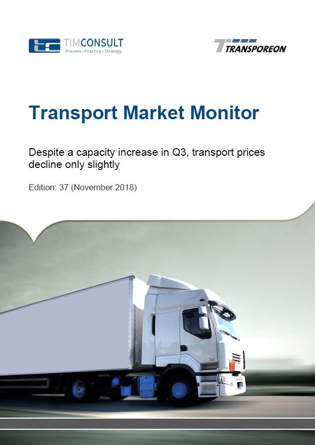 Poprawa sytuacji na rynku transportowym