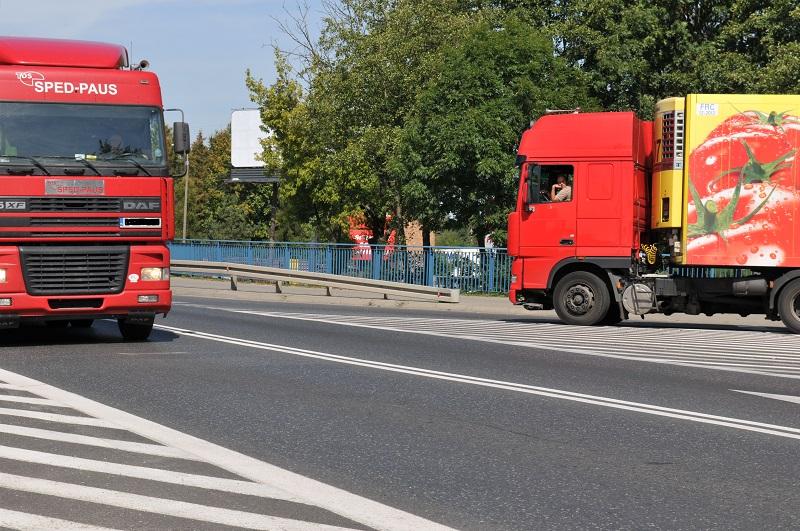 Cyfryzacja branży transportowej