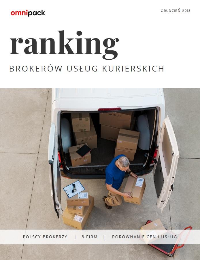 Ranking brokerów usług kurierskich