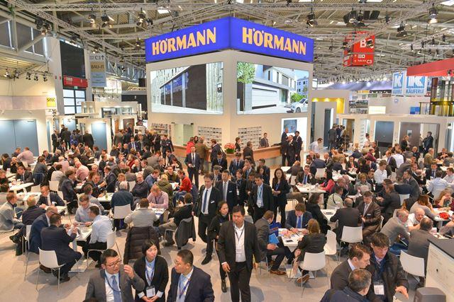 Hörmann będzie na targach BAU 2019