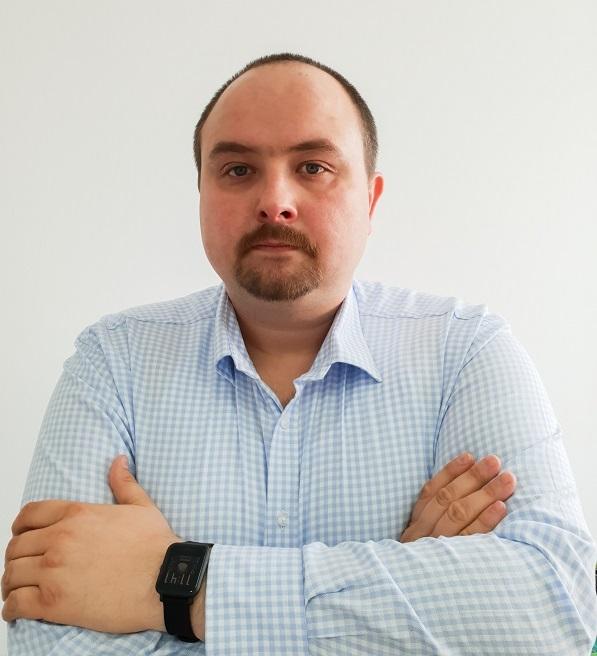 Łukasz Bartoszczyk w Omnipack
