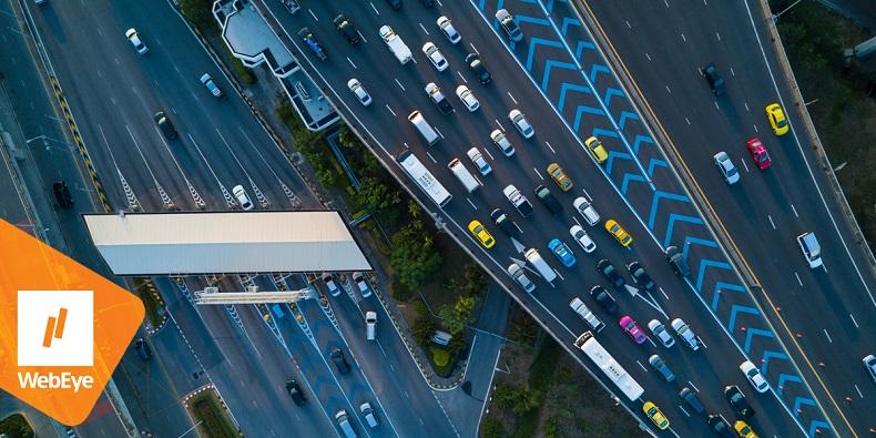 Taryfy opłat drogowych w górę