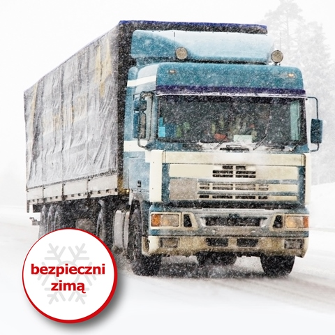 Bezpieczni zimą