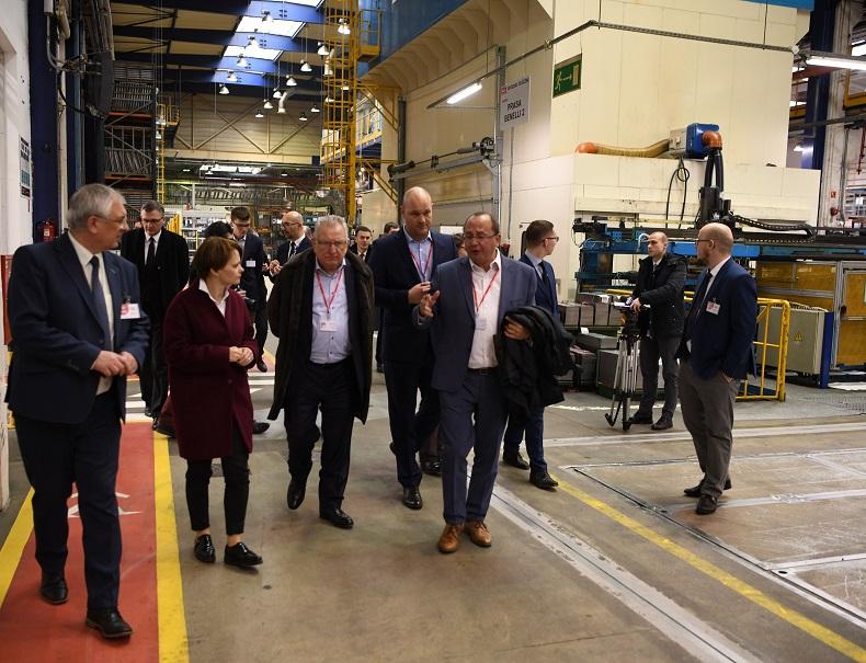 Zwiedzanie fabryki
