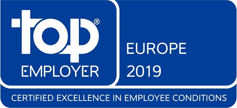 Akredytowany pracodawca w Europie