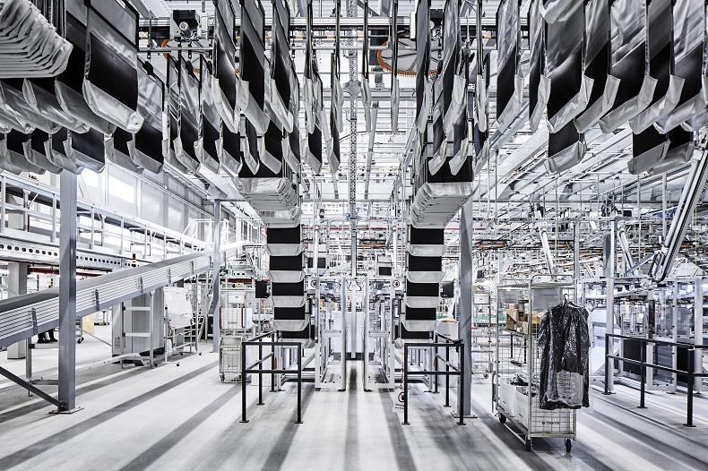 Automatyczne nordyckie centrum logistyczne Zalando