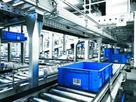 Pojemnik EUROTEC do automatycznego magazynu