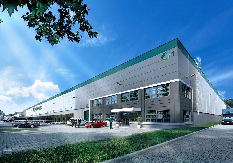 Kolejny park logistyczny w Czechach