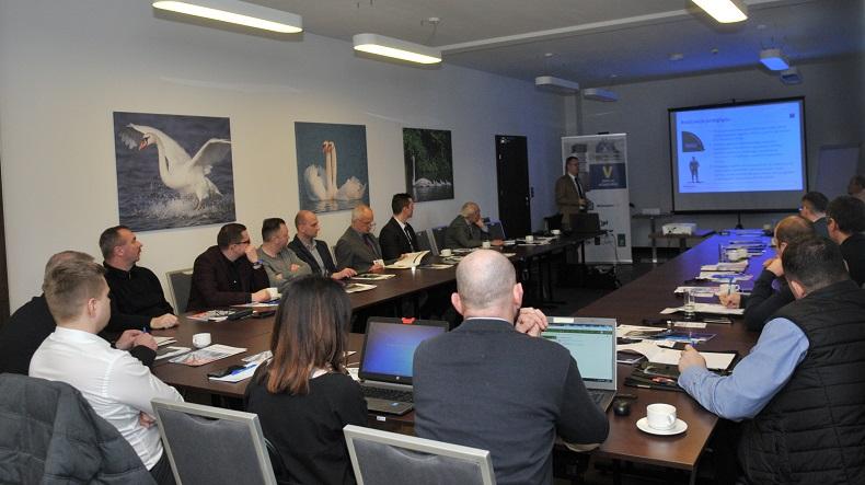 Konferencja Bezpieczna Praca w Magazynie_Stryków