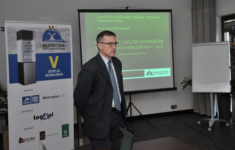 Dr Sławomir Halusiak_Politechnika Łódzka