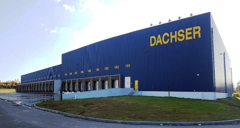 Rozwój portugalskiego oddziału Dachser