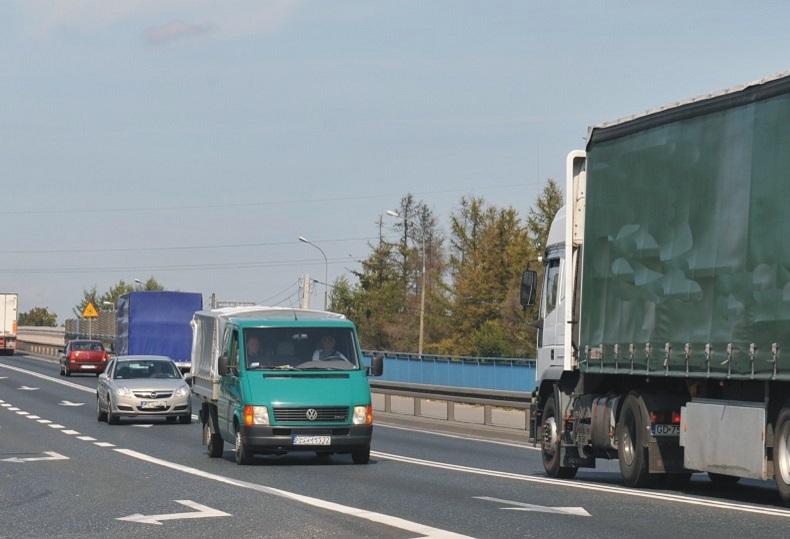 Unijne nowości dla pojazdów poniżej 3,5 tony