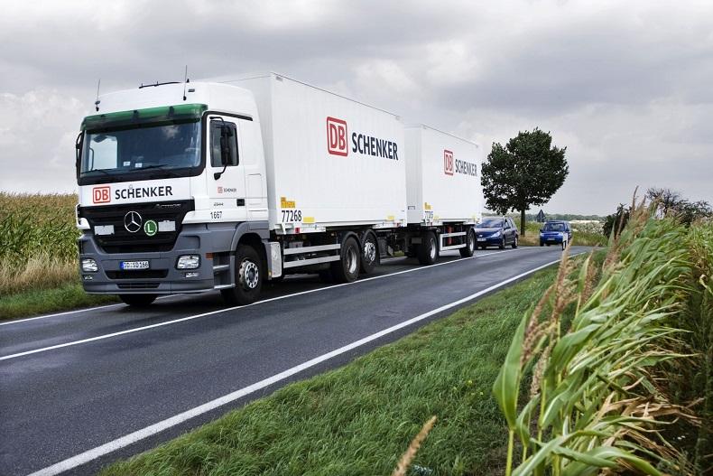 Zestaw ciężarowy
