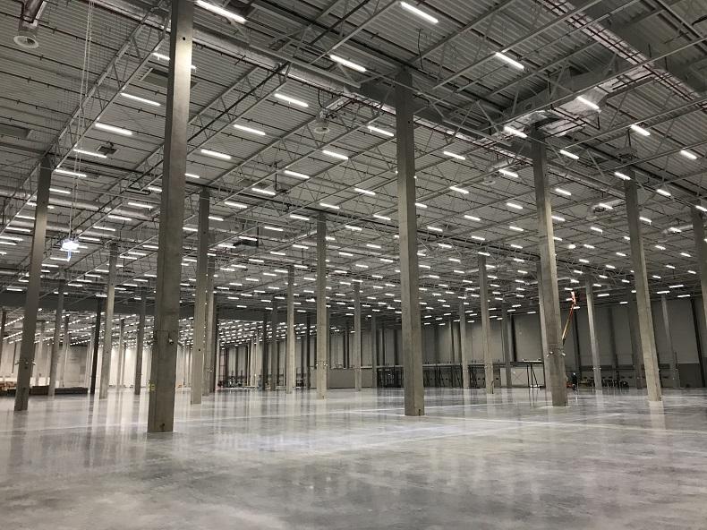 Rusza centrum logistyczne Zalando Lounge w Olsztynku