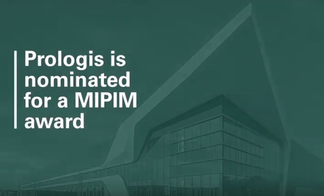 Projekt Prologis nominowany do  MIPIM Awards 2019