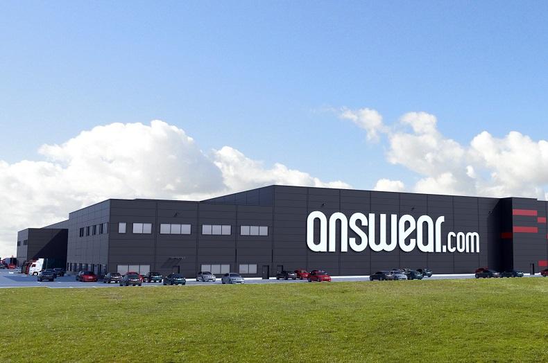 Answear.com wynajmie magazyn w 7R Park Kraków