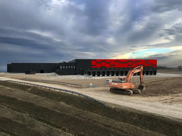 7R wykańcza swoja inwestycję we Wrocławiu