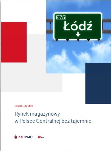 Rynek magazynowy w Polsce Centralnej