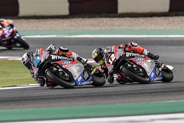 Exide sponsorem motocyklowego zespołu INTACT GP