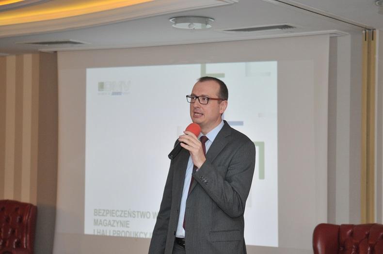 Klaudiusz Ziemniecki, dyrektor zarządzający OMV Polska