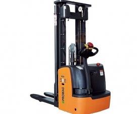 Wózki podnośnikowe HI-TRUCK50 PLUS AC z podestem operatora
