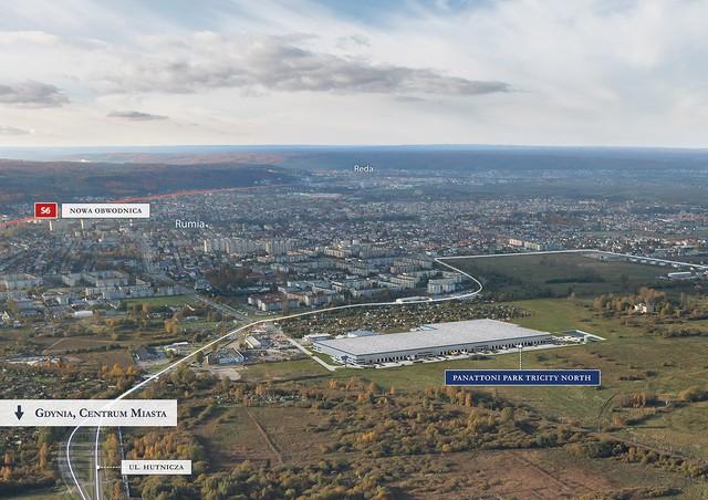 Panattoni Europe inwestuje w okolicach Gdyni