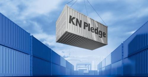 Dostawy online w morskim transporcie kontenerowym