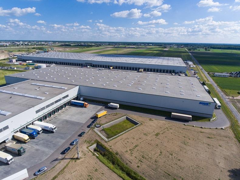 Rusza budowa największego na rynku magazynu