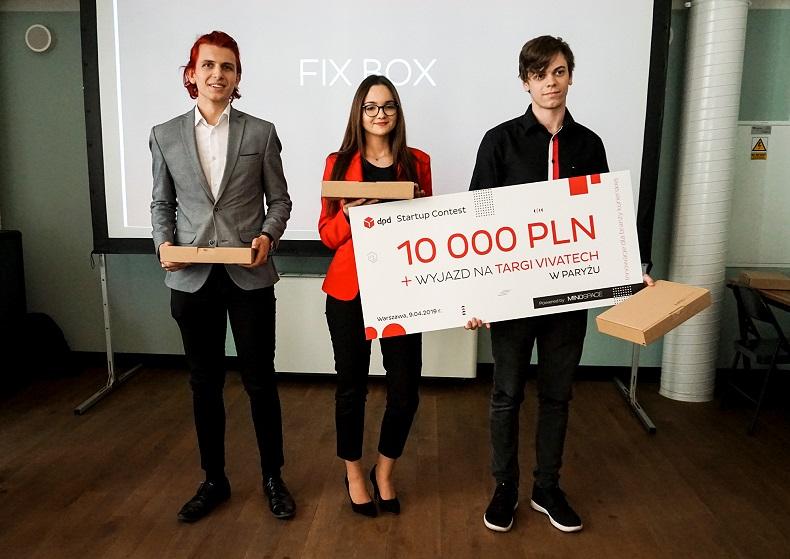 Finał konkursu dla startupów DPD Polska