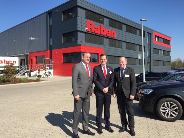 Raben otwiera nowy oddział w Niemczech