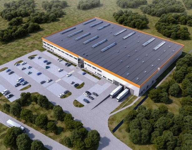 Panattoni buduje dla ELTEK Poland