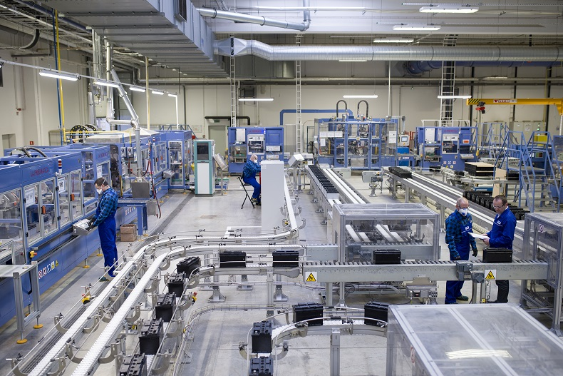 Fabryka akumulatorów Exide w Poznaniu_2