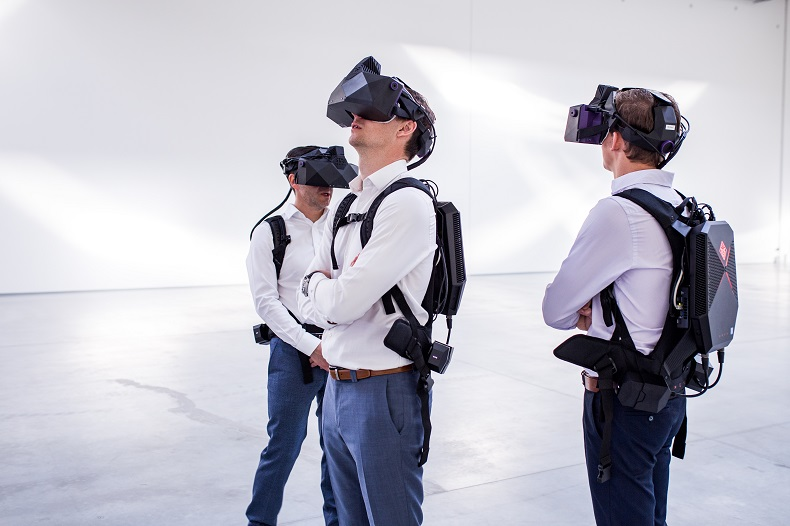 Największe laboratorium wirtualnej rzeczywistości B2B
