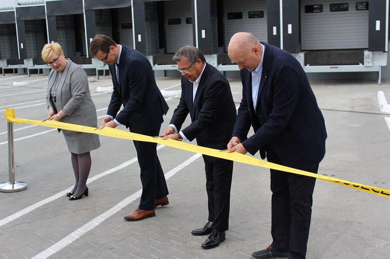 Waimea Logistic Park Bydgoszcz otwarty