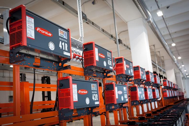 Zrównoważone oszczędności ładowania baterii