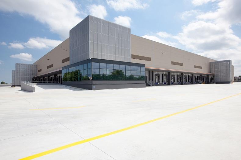 Centrum logistyczne supermarketów Alì