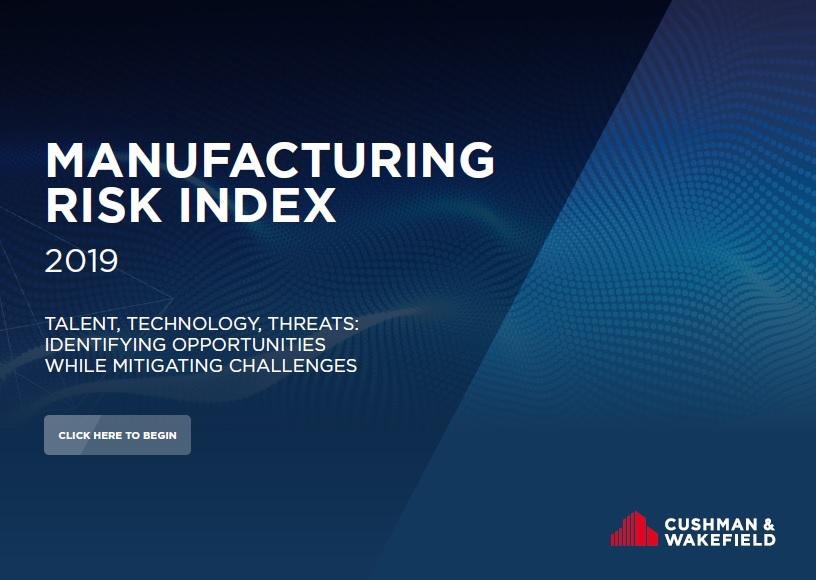 """Polska w czołówce światowej według raportu """"Manufacturing Risk Index"""""""