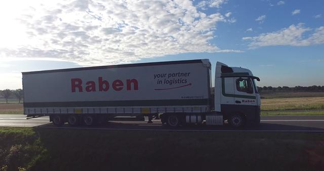 Zacieśnienia współpracy Grupy Raben z firmą Sittam