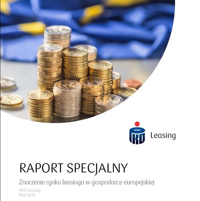 Leasing staje się dźwignią inwestycji w Unii Europejskiej