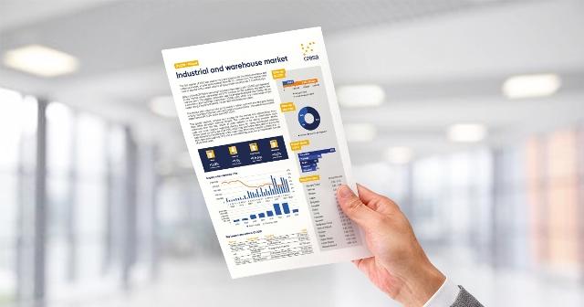 Raport Cresa Polska o rynku magazynowym i przemysłowym