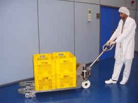 ULMA Wózek Ręczny paletowy (MPT)