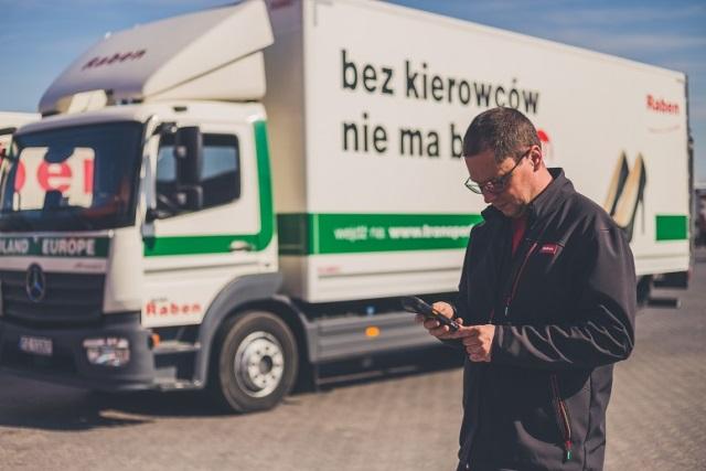 Raben wdraża terminale Panasonic TOUGHBOOK