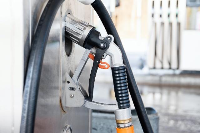 Tankowanie gaz