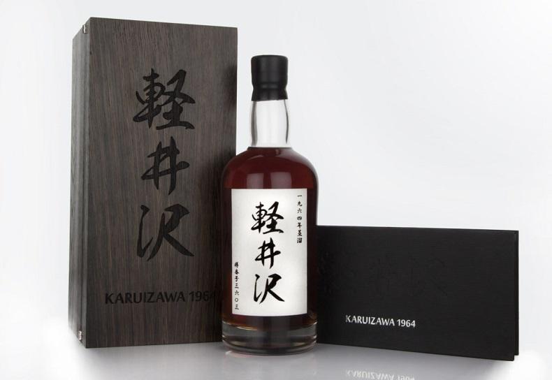 O dostawie jednych z najdroższych whisky i rumu na świecie