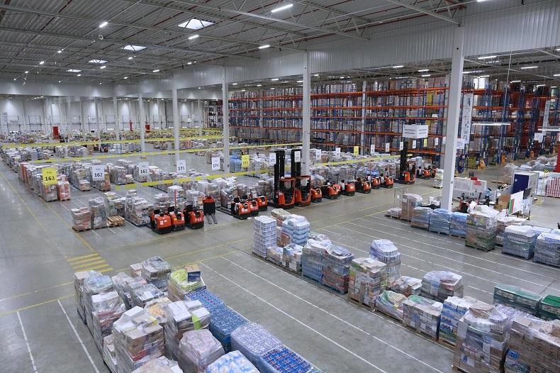 Certyfikowane logistyczne usługi